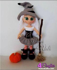 Cute witch pattern by Havva Unlu.JPG