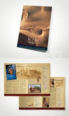 Cheche Tours -   Agencia de Viajes receptiva de África del Norte y Oeste. Catálogo  - www.versal.net • Diseño Gráfico • Identidad Visual Corporativa • Publicidad • Diseño Páginas Web • Ilustración • Graphic Design • Corporate Identity • Advertising • Web Pages • Illustration • Logo
