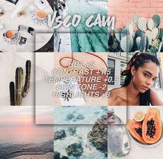 Most popular vsco photography filters pictures ideas Instagram Theme Vsco, Feeds Instagram, Vsco Filters Summer, Best Vsco Filters, Free Vsco Filters, Free Photo Filters, Vsco Feed, Vsco Pictures, Editing Pictures