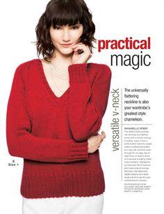 【转载】Vogue Knitting Early Fall 2016 - 水心云影的日志 - 网易博客