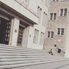 Are you lonesome tonight? (Berlin-Neukölln 2016) #berlin #berlincity #berlinstagram #neukölln #neukoelln #rathaus #stairs #treppe #lonely #sitting #waiting #streetphotography #ig_berlin #igersberlin #igberlincity #warten #people #streetphoto #sitzen