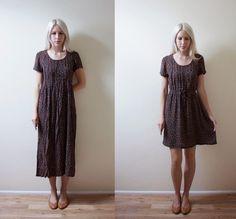 ⠀⠀Ladygirl Vintage: More Dress Makeovers