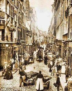 Rue de Seine.. vers1900