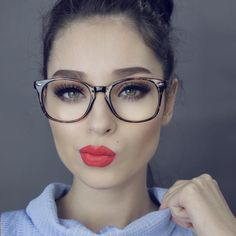 """! SunglassSpot.com on Instagram: """"@lupescuevas is the prettiest nerd we've ever seen  If you haven't checked out her page, it's a must! You'll thank us later  Style is #LRW"""""""