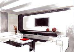 deviantART: More Like Living room marker by MaoUndo