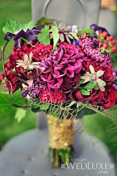 WedLuxe– Boho Glam | Photography by: barebonephoto Follow @WedLuxe for more wedding inspiration!