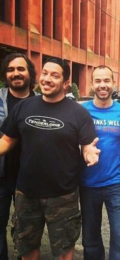 I got money on them cropping Joe out of this pic. No reason in particular, that's just how they are.