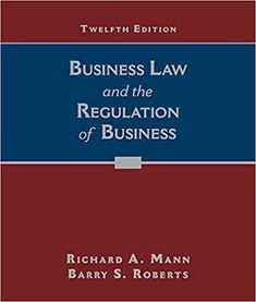 Business law 16th editior test bank mallor barnes langvardt prenkert business law and the regulation of business 12th edition test bank mann roberts instant download free fandeluxe Gallery