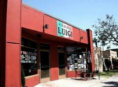 Luigi's 1175 25th St. (Golden Hill), San Diego, CA