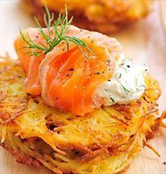 Easy recipe: Potato Rosti