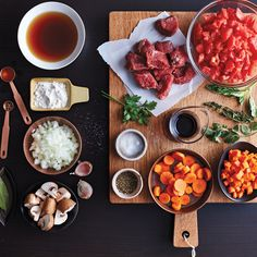 """""""Mise en place is your best friend when you're trying to save time in the kitchen,"""" says Test Kitchen Assistant, Jiselle Basile"""
