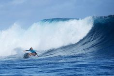 Laura Enever of North Narrabeen, Sydney, Australia (pictured) placed equal fifth at the Fiji Womens Pro, reaching the Quarterfinals where she was eliminated on Thursday June 4, 2015.