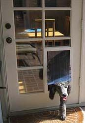 MaxSeal® French Door Pet Door Installation Variations