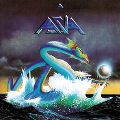 Album Cover Art by Roger Dean 80s Album Covers, Greatest Album Covers, Classic Album Covers, Rock And Roll, Pop Rock, Cover Art, Cd Cover, Top 10 Albums, Great Albums