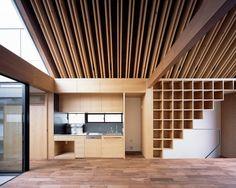 Ark House • Mitaka •Tokyo • Apollo Architects • 2015