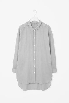COS   Striped cotton shirt   @andwhatelse