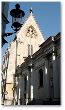 Slovakia, Bratislava - Franciscan Church