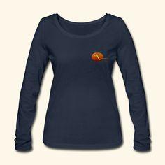 """Das original """"Nathaniel´s"""" Logo - Aufdruck auf Langarm-Shirt"""