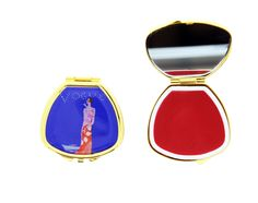 Lip balm by Andrea Garland, decorated with exclusive #Vogue100 Constellations vintage Vogue Cover