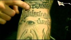 EXCLUSIVE FULL Interview with James Hetfield on his tattoos
