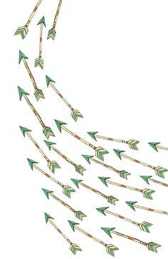 Arrows. $15,00, via Etsy.