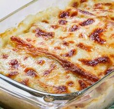 How to Make Italian Cannelloni Baked Pasta with Ricotta, Spinach Bechamel With Step-by-Step Pictures. Spinach And Ricotta Canneloni, Spinach Cannelloni, Cannelloni Recipes, Spinach And Cheese, Ricotta Pasta Bake, Queso Ricotta, Meat Recipes, Pasta Recipes, Cooking Recipes