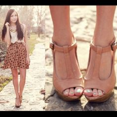 These shoes are too cute!