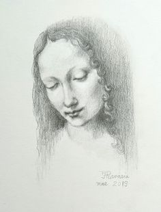 Graphite pencil on cardboard. Art Studies, Graphite, Colored Pencils, A4, Graphic Art, Fairy Tales, Charcoal, Drawings, Artist