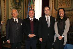 Real Associação da Beira Litoral: RICARDO RIO RECEBEU A DIRECÇÃO DA REAL ASSOCIAÇÃO ...