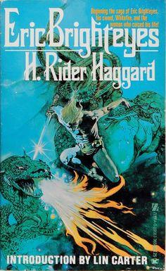 Lyssa humana: First Lines: H. Rider Haggard - Eric Brighteyes
