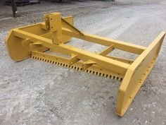 The Road Boss Grader Utility Model has 18 inch side pans and is 5 feet deep. Comes in 4 models. Find out more about Road Boss Utility Graders. 3 Point Tractor Attachments, John Deere Attachments, Garden Tractor Attachments, Skid Steer Attachments, Tractor Seats, Tractor Mower, Small Tractors, Compact Tractors, Motorhome