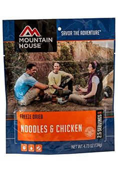 Mountain House Noodles & Chicken Mountain House http://www.amazon.com/dp/B000SJP52Q/ref=cm_sw_r_pi_dp_Xf5Owb147D3HR
