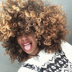 @frogirlginny #hair2mesmerize #naturalhair #healthyhair