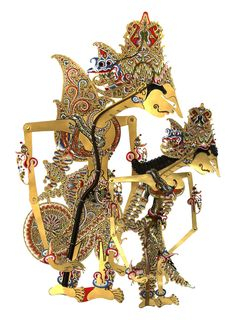 Leather Wayang of Central Java