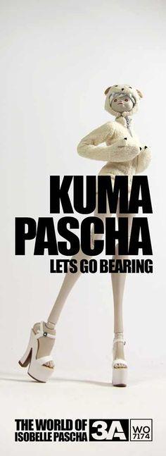 KUMA PASCHA LET'S GO BEARING!