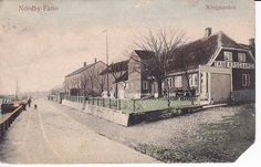 NORDBY-FANØ, KROGAARDEN, ubrugt kort - Emnenummer 11758 - DFF frimærkesalg - Frimærker og postkort