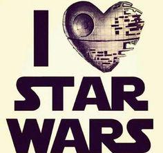 I think I've finally decided on my Star Wars tattoo! DEATHSTAR HEART!