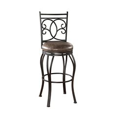 American Heritage Billiards Napier 26-inch Swivel Counter Stool