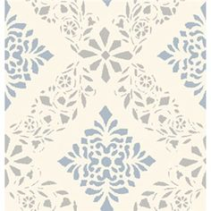 Tapet Duro Gammalsvenska Dellen 006-09 Future Farms, Scandinavian Countries, Hanging Pictures, Scandinavian Interior, Textile Design, Country Style, My House, Living Spaces, Tiles