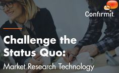 Technology is at the heart of your research operations. It facilitates your staff's workflows, helps you deliver on the promises you've made to clients, and drives management decisions. Subpar system performance and technical limitations can have dire consequences for your business. Download our Challenge the Status Quo: Technology in Market Research infographic to learn more.