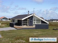 Fourmivej 68, 7673 Harboøre - Unik beliggenhed 100 m fra Vesterhavet #harboøre #fritidshus #boligsalg #selvsalg