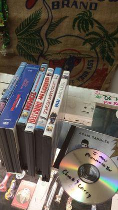 Adam Sandler Marathon Movie Monday at iBake Denver :)