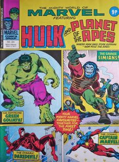 Mighty World of Marvel #231