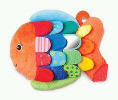 Flip Fish Baby Toy | Developmental Toys | Melissa and Doug