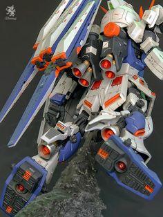 Custom Build: SD nu Gundam ver. EVO - Gundam Kits Collection News and Reviews