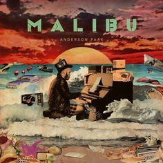 Malibu Limited vinyl LP pressing in wide-spine jacket plus fold out poster. 2016 album from the rapper/singer. Anderson Paak is the next superstar! Cool Album Covers, Album Cover Design, Music Covers, Schoolboy Q, Smooth Jazz, Hip Hop, Cover Art, Cd Cover, Bj The Chicago Kid