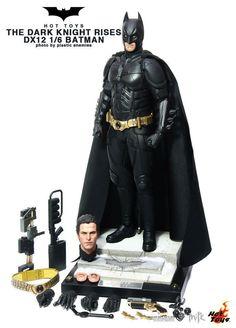 Hot Toys - BATMAN The Dark Knight Rises (distribution ver.)