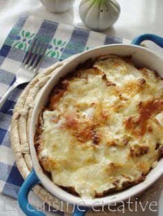La cuisine creative: Musaka i sufle od kelja