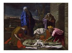 The Lamentation over Christ - : Canvas Art, Oil Painting Reproduction, Art Commission, Pop Art, Canvas Painting Military Art, Military History, Asian History, Art History, Poussin Nicolas, Oil On Canvas, Canvas Art, Military Drawings, Free Art Prints