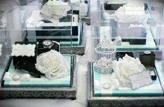 Elite: Tiffany Blue & White gift tray w/ Acrylic Wedding Gift Boxes, Wedding Gifts, Wedding Ideas, Wedding Themes, Corporate Diwali Gifts, Wedding Doorgift, Malay Wedding, Wedding Preparation, Tiffany Blue